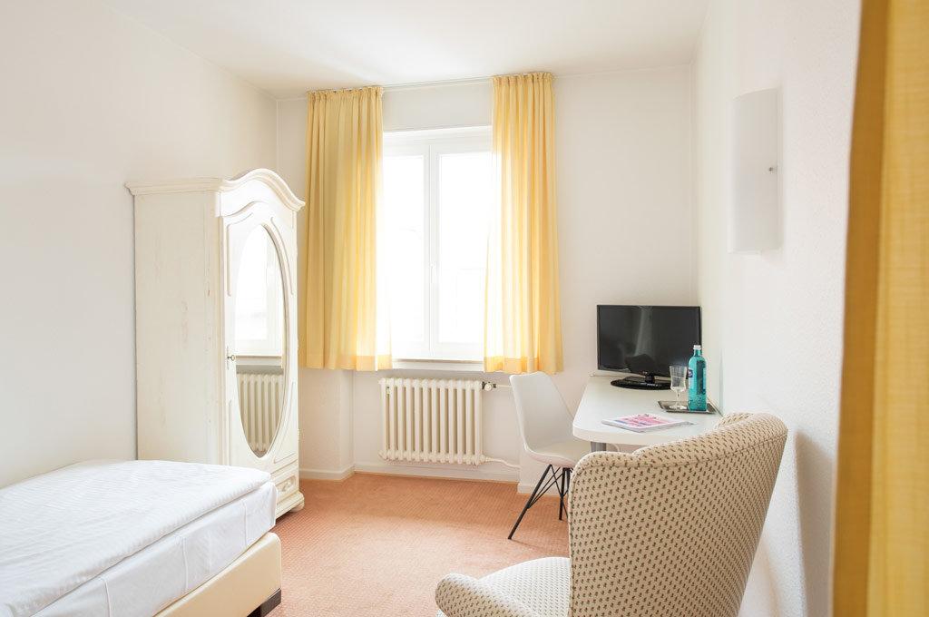 "Hotel in Münster City - Foto Zimmer ""Petit Plus"""