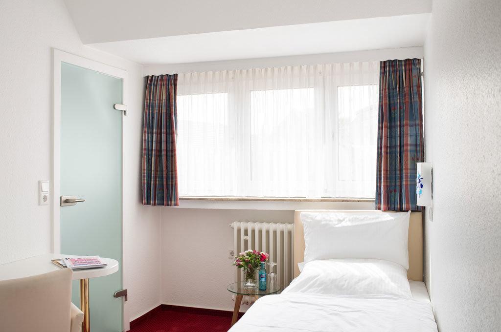 "Hotel in Münster City - Foto Zimmer ""Petit"""