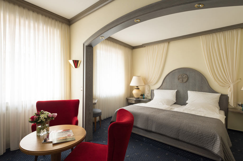 "Hotel in Münster City – Zimmer ""Clemens"""