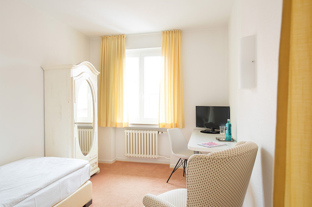 """Hotel in Münster City - Kategorie """"Einzelzimmer Standard"""""""