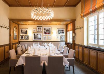 Restaurant in Münster Innenstadt, Foto Drostezimmer