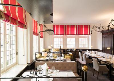 Restaurant in Münster Innenstadt, Foto Westfälischer Raum